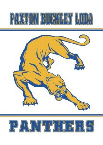 Panther Mascot Banner
