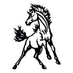 Mustang 2 Mascot