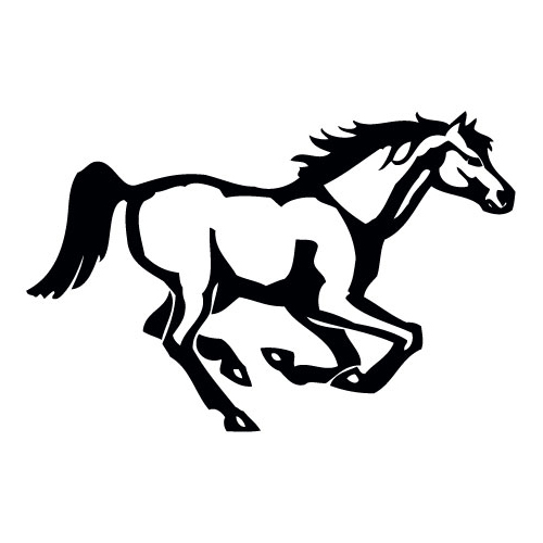Mustang 3 Mascot