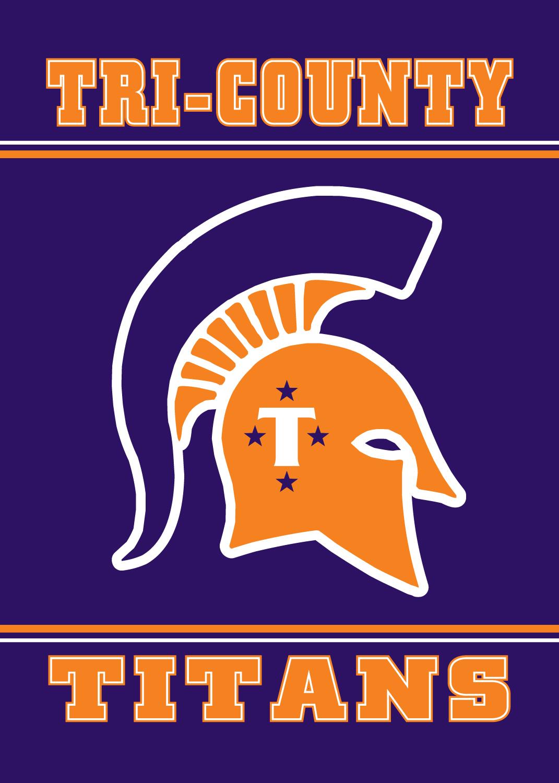 Titan Mascot Banner 1